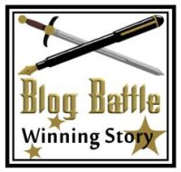 BlogBattle winners badge